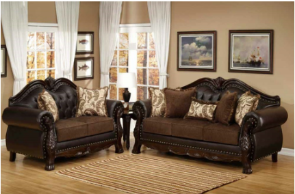 LIVING ROOMS AND RECLINERS